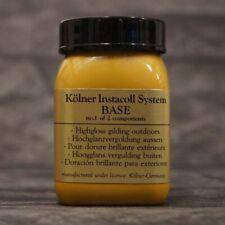 Kölner Instacoll Base gelb Blattgold Vergolden