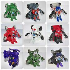 Transformers Bot-Shots Toy Figures (Autobots vs Decepticons)  Battle Vehicles