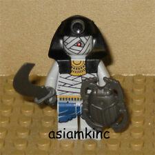 LEGO Pharaoh's Quest 7306 Mini Figure Minifig Mummy