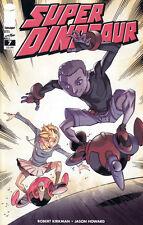 Super Dinosaur #7 Comic Book Kirkman - Image