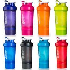Blender Bottle Prostak Completo Color Shaker 650ml Batidor Proteína Contenedor