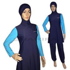 Sharifa corps entier maillot de bain tesettür Mayo abaya Full Cover swimwear Burkini
