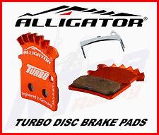 Alligator turbo balatas para Shimano xt br-m765 br-m775 br-r505 ar.nr.18