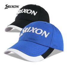 DUNLOP SRIXON Black Blue Cap Golf Hat 2Colors SMH-6502 Authentic Unisex Gift