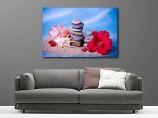 Cuadro pinturas decoración en kit Conchas y Guijarros ref 9421221