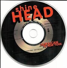 SHINEHEAD Jamaican in New York Without Rap & SINGLE VERSION PROMO Radio DJ CD