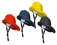 crazy4sailing Sombrero SUDOESTE Pro - Para Lluvia Con Algodón Forro interior y
