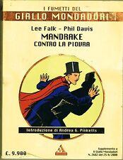 MANDRAKE CONTRO LA PIOVRA - FALK - DAVIS - FUMETTI DEL GIALLO MONDADORI 2 - 2000