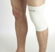 Vendaje Elástico Rodilla Soporte SteroSport médica de punto de manga pierna Brace Wrap
