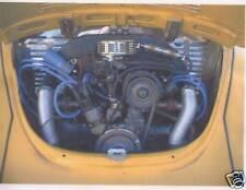 VW Classic Beetle, risparmiare carburante, più potere, la conversione senza piombo, ridurre le emissioni.