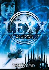 Lexx: Season Two (DVD, 2012, 3-Disc Set)