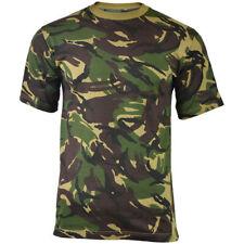 Mil-Tec Homme US Armée T-Shirt Militaire 100% Coton DPM Camo S – 3XL
