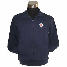 Eintracht Braunschweig Jacke Sweatshirt mit Logo blau S - XXXL