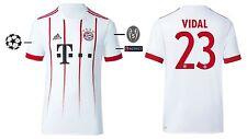 Trikot Adidas FC Bayern 2017-2018 Third - Vidal 23 [164-XXL] Champions League