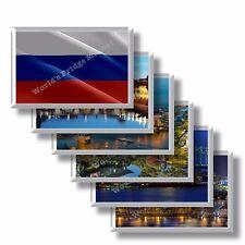 RU - Russia - frigo calamite frigorifero souvenir magneti