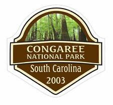 Congaree National Park Sticker Decal R845 South Carolina