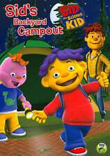 Sid The Science Kid: Sids Backyard Camp DVD
