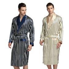 22d60652812c96 Pijamas e Robes Estilo década de 1920 de Cetim para Homens | eBay