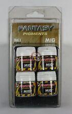 Mig Productions Fantasy Pigments Set Vol.1 (F600 + F601 + F602 + F603) F608