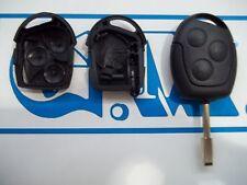 Guscio cover scocca chiave key FORD FIESTA FOCUS C-MAX KA con lama prima serie