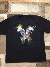 New Coldplay Head Full of Dreams Rock Band Men's Black T-Shirt AA160