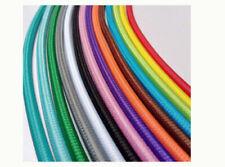2 núcleos trenzado de seda trenzado Cable de Iluminación de Color Tela De Colección Flex 0.75mm