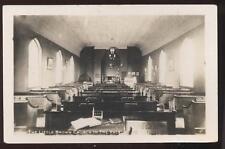 RP POSTCARD Little Brown Church in Vale NASHUA IA