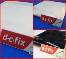 DC FIX Self Adhesive Sticker Vinyl Film Contact Paper Sticky Back  3M x 67,5CM