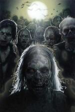 The Walking Dead Zombies obras de arte cartel de televisión película principal A4 A3 Art Print