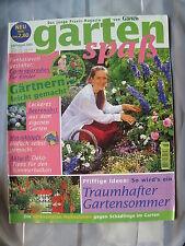 >GARTENSPASS<3/2000 ...Beerenobst...Mosaiktöpfe...Sommerbalkon...Schädlinge...
