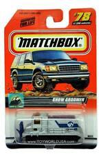 2000 Matchbox #78 Snow Explorer Snow Groomer
