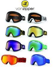 VONZIPPER TRIKE YOUTH / KID SKI / SNOW GOGGLES, MULTIPLE COLORS! BRAND NEW!!