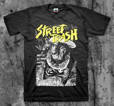 STREET TRASH - Movie T Shirt (Comedy Cult Classic Horror Gore Viper)