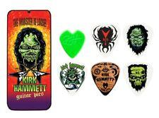 Dunlop Kirk Hammett monstruo pick Tin - 6 Plektren