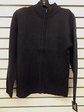 Girls French Toast $32 Uniform Navy Mock Turtleneck Cardigan Sweater Sz 16 - 20