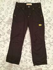 Deux Par Deux Boys 100% Cotton Dark Navy Taxi Pants Size 5yrs, 6yrs