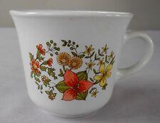 Corelle / Corning Glass *** INDIAN SUMMER *** 8-oz. Coffee / Tea Cup/s * Centura