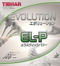 Tibhar Evolution EL-P  Tischtennis-Belag Tischtennisbelag