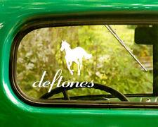 2 DEFTONES DECAL Stickers For Car Truck Window Bumper Laptop Jeep