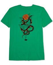 New LEVI'S Men's Osbourne Graphic T-shirt Mint Green Rose Graphic Sizes M/L/XL