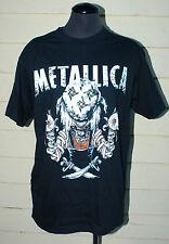 New Mens Medium Metallica T-Shirt