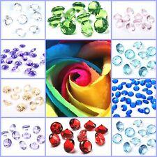 Dekosteine 100,500,1000 Stk. Streudeko Hochzeit Diamanten Steinchen Dekoration