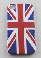 COVER IPHONE 4 4S FLAG ENGLAND GREAT GROßBRITANNIEN KUNSTSTOFF UK UNION JACK