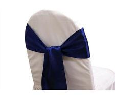 2 x Chair Sashes / Satin or Organza / Wedding & Event Decor