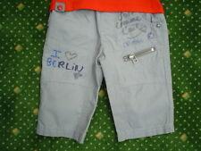 SO 12 - Catimini URBAN Pantaloni, Grigio TGL 2- 4A