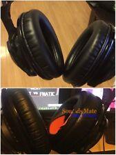 EarMuff Foam Ear Pads Cushion For HyperX Cloud Revolver Gaming Headset Headphone