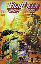 WildC. A.T.S Covert-Action US Image Comic vol.1 # 16/'94