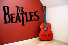 Clásico estilo The Beatles Vinilo pegatinas de pared Decoración Mural calcomanía Nuevo Uk