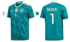 Trikot Adidas DFB WM 2018 Away - Neuer 1 [128 bis XXXL] Deutschland Germany