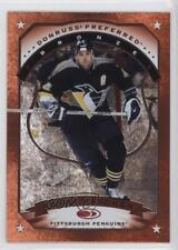 1997-98 Donruss Preferred #70 Kevin Hatcher Pittsburgh Penguins Hockey Card